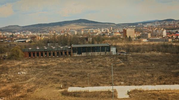 """""""Colosul răpus""""- un reportaj despre dispariţia combinatului siderurgic de la Hunedoara"""