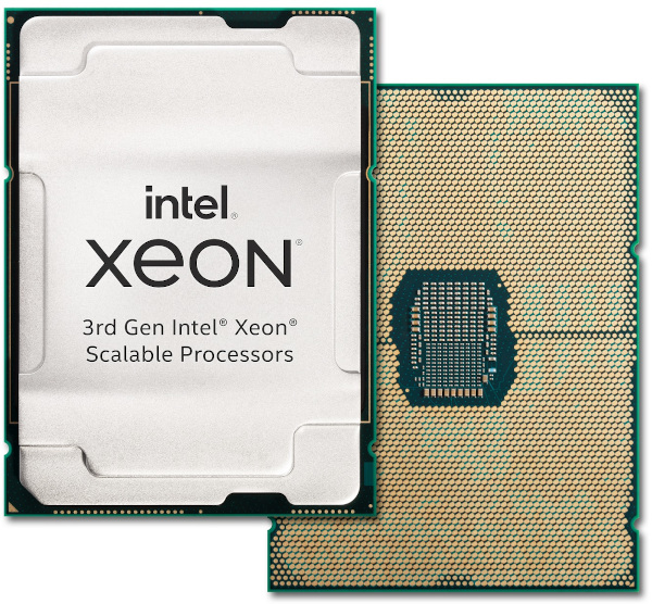Intel 3rd Gen Xeon Scalable