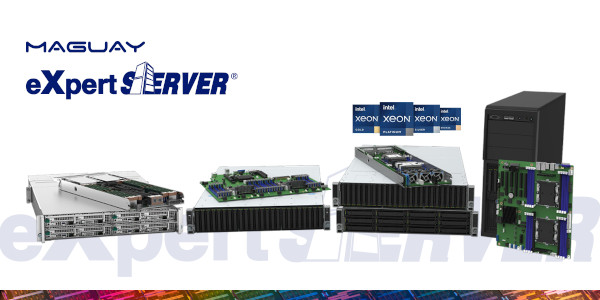Maguay eXpertServer Xeon Scalable 3rd gen
