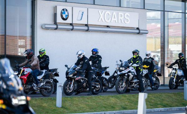BMW XCARS Mureş – extinderea BMW Motorrad continuă cu un service nou în Târgu Mureş