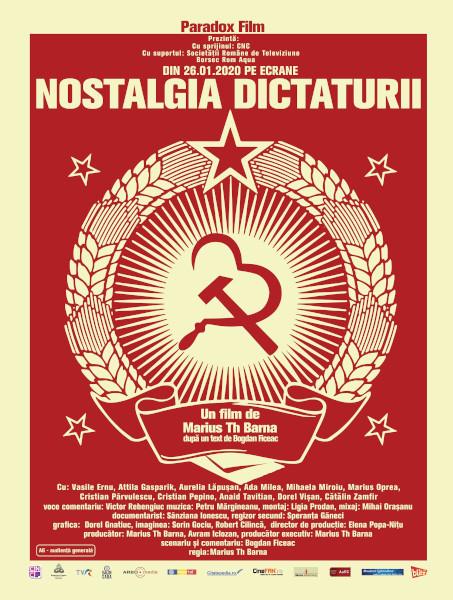 afis Nostalgia Dictaturii