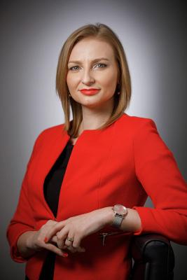 Alexandra Elena Durbacă, CEO al companiei  Leader Team Broker de asigurare