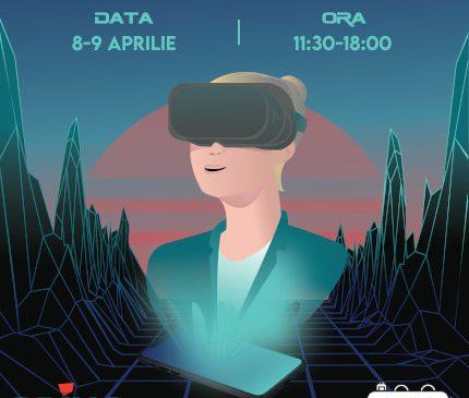 Congresul Național al Studenților la Comunicare vă invită la alt_reality, un eveniment despre comunicare, AR și VR