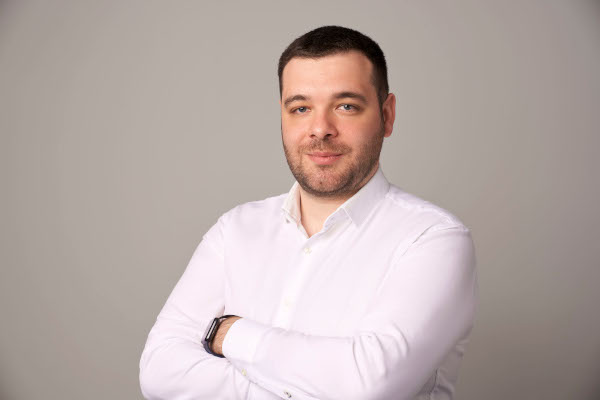 Andrei Vasile, Managing Partner SanoPass