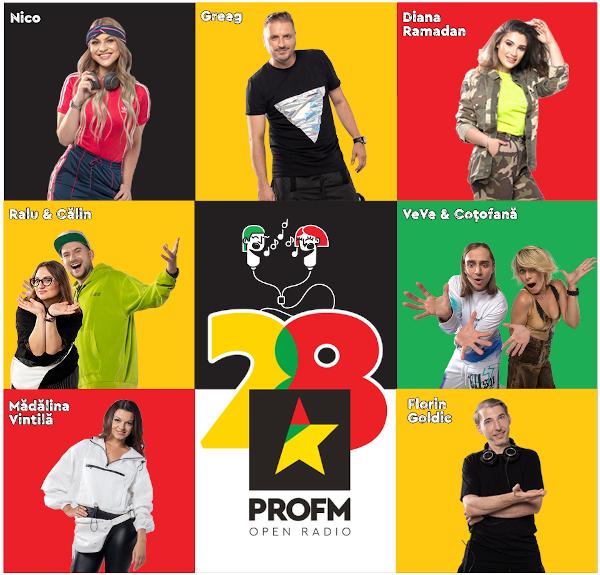 aniversare PROFM