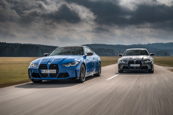 BMW M3 şi BMW M4 tracţiune integrală M xDrive