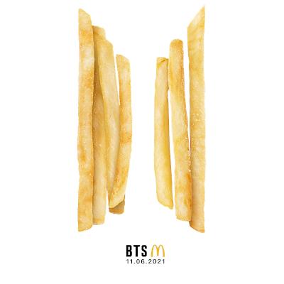 BTS Meal - McDonald's BTS