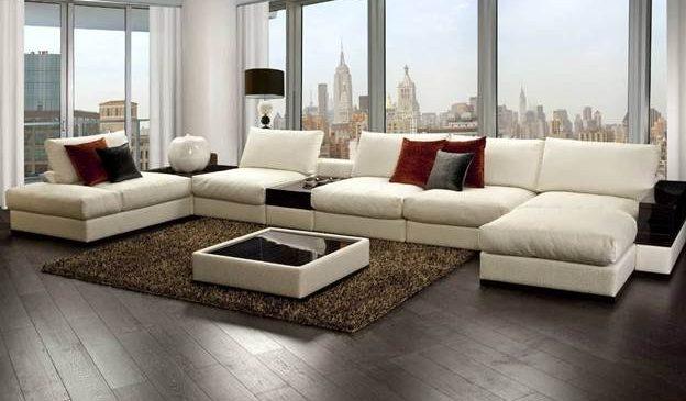 Ce canapele să alegem, modulare sau colțare?