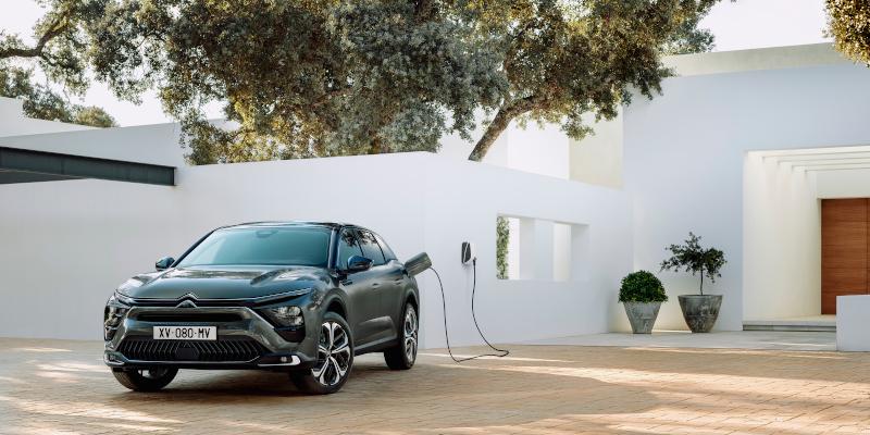 Citroën C5 X  Copyright William CROZES @ Continental Productions