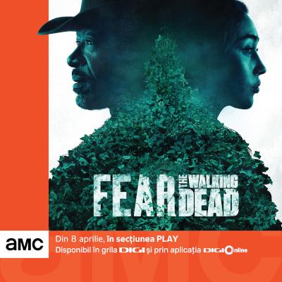 Digi Fear the Walking Dead sezonul 6B