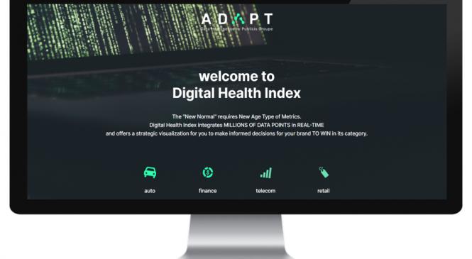 DIGITAL HEALTH INDEX, instrumentul de ultimă generație pentru măsurarea sănătății brandurilor în digital