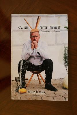 Prima TV Darul cărții Dinescu