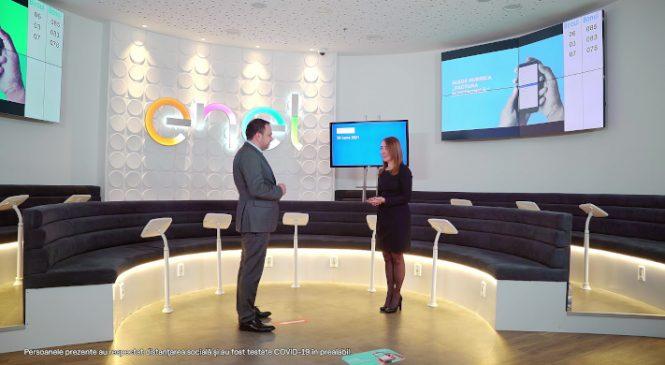 """Enel continuă campania de informare despre piața energiei și lansează seria video """"Totul despre liberalizare"""""""