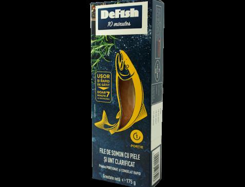 DEFISH derulează o campanie națională cu premii atractive și extinde portofoliul de produse