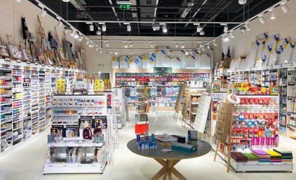 ProfiArt se extinde si deschide al cincilea magazin de arta si hobby in Bucuresti