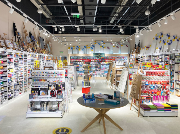 interior magazin ProfiArt Sun Plaza