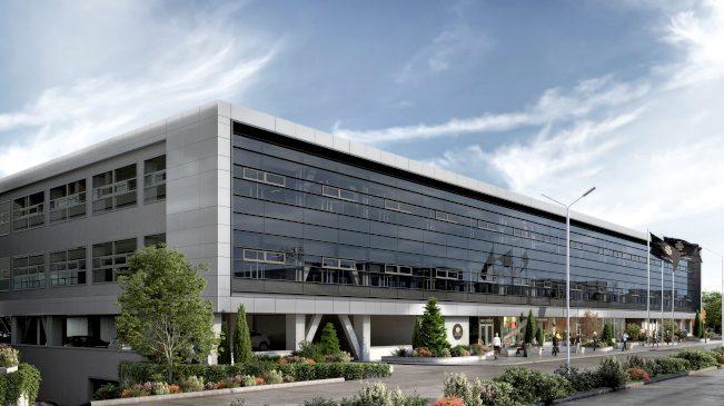IMMOFINANZ închiriază pentru 25 de ani o clădire de 11.000 mp din parcul IRIDE, care va găzdui un centru medical de top