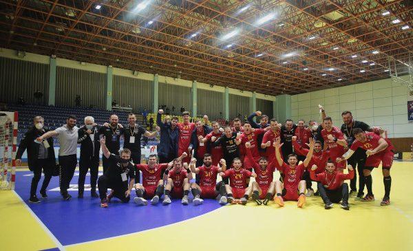 Calificarea Naţionalei de handbal masculin la EURO 2022 se decide în direct la TVR 1