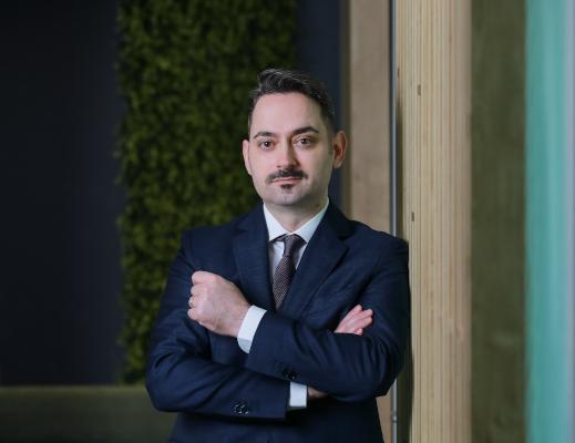 Răzvan Constantinescu, Managing Director USP România