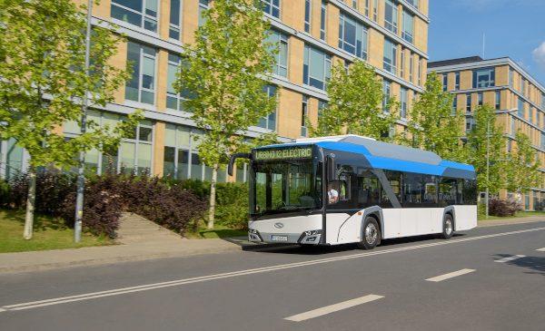 Solaris va livra 20 autobuze electrice la Iași