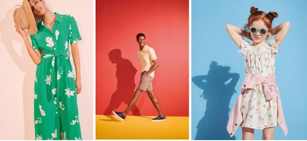 Ținute lejere și versatile în noua colecție de vară de la Marks & Spencer