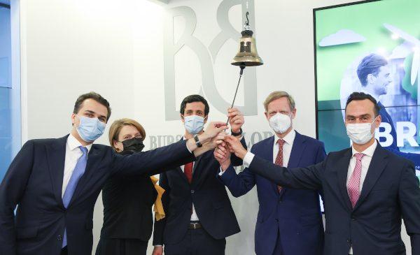 Primele obligațiuni verzi Raiffeisen Bank, în valoare de peste 400 milioane lei, s-au listat la Bursa de Valori București