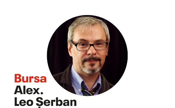 Se deschide perioada de aplicații pentru Bursa Alex. Leo Șerban