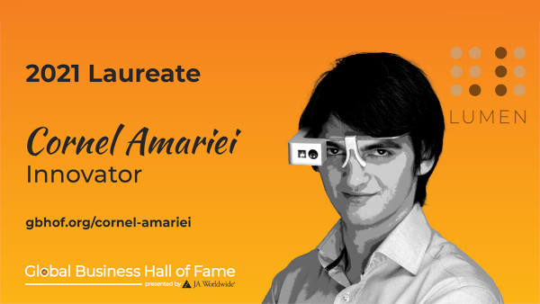 Cornel Amariei_Global Business Hall of Fame 2021