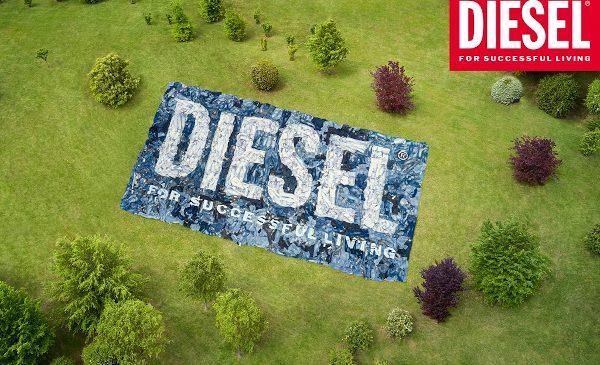 Următorul capitol despre denim sustenabil, la DIESEL: introducerea DIESEL LIBRARY