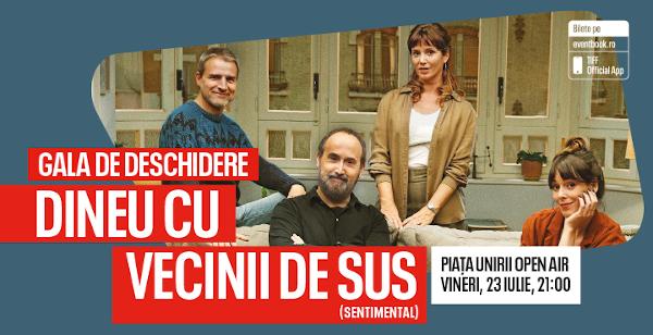 O comedie spaniolă deschide cea de-a 20-a ediție