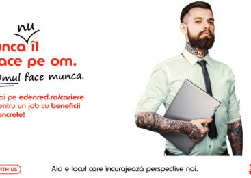 Edenred România lansează noua campanie de employer branding, cu promisiunea Vibe with us!