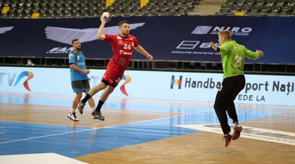 În direct la TVR: Începe Cupa României la handbal masculin