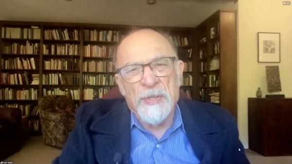 """O lecție despre sensul vieții, cu psihiatrul şi scriitorul Irvin Yalom, la """"Garantat 100%"""""""