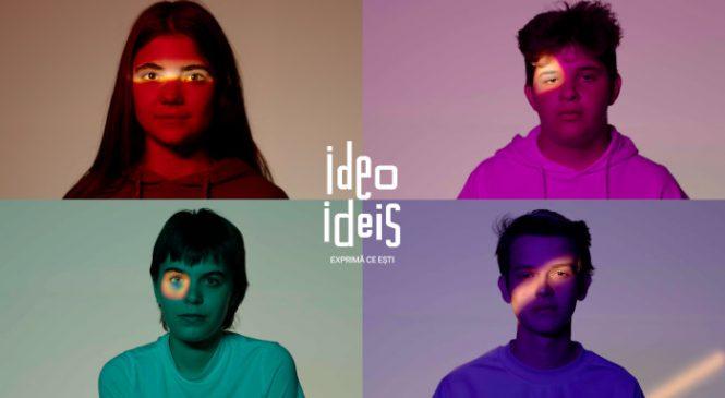 Exprimă ce ești – Ideo Ideis crește într-un manifest artistic și social