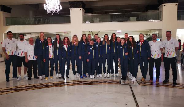 România debutează vineri, la Cluj-Napoca, în Golden League