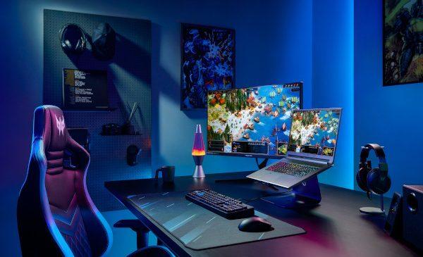 Acer lansează noile notebook-uri de gaming Predator Triton și Helios