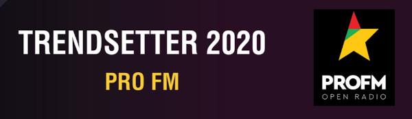 PROFM este Trendsetter-ul anului 2020 în Romania