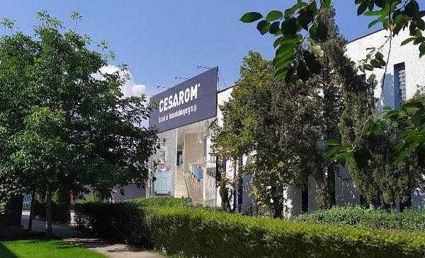 Plăcile ceramice CESAROM au înregistrat o creștere a vânzărilor de 15% în 2020, într-o piață care a avansat cu doar 3%