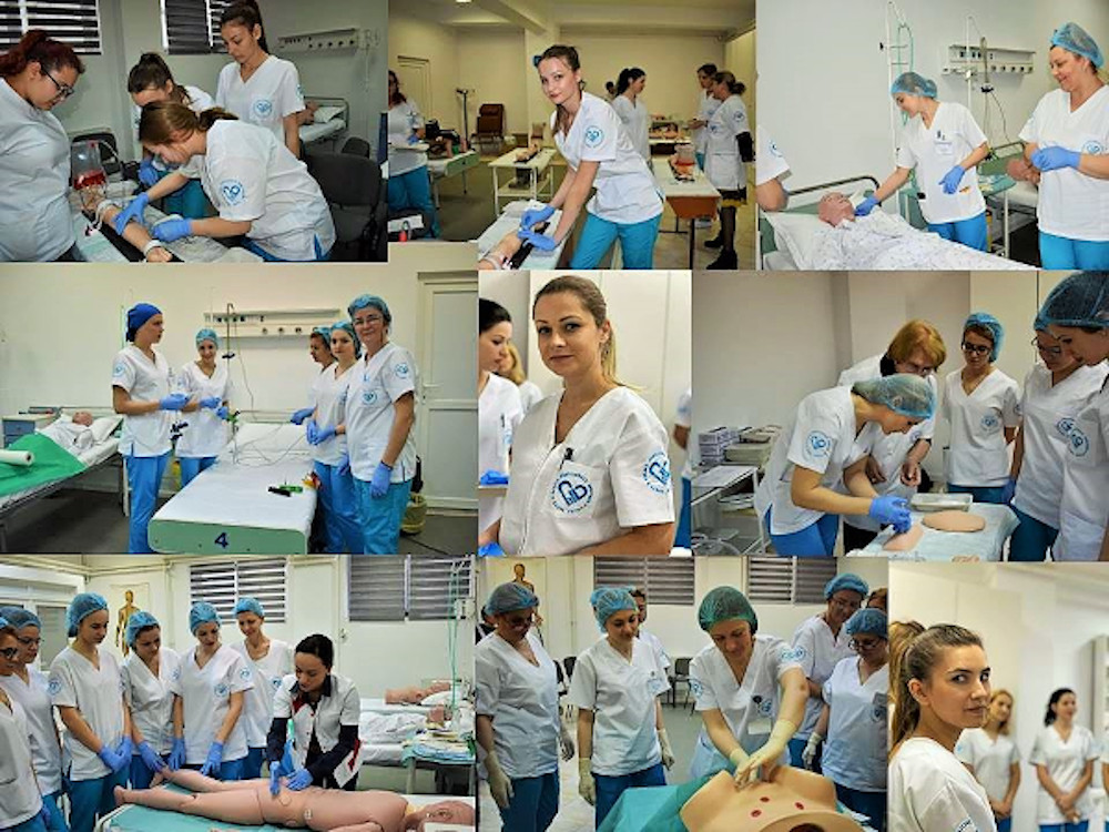 Scoala Postliceala Sanitara Carol Davila_Zilele Asistentilor Medicali 2021 2