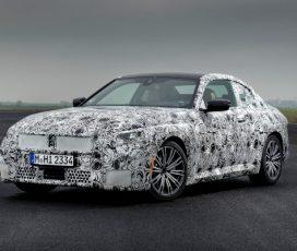 Ultima linie dreaptă spre performanţă dinamică de excepţie: noul BMW Seria 2 Coupé