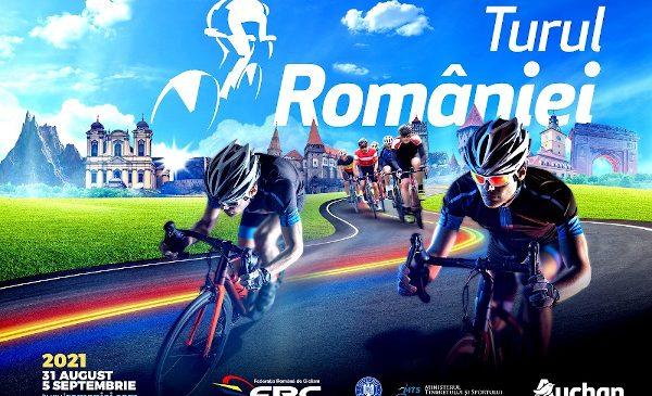 Turul României 2021 va avea loc în perioada 31 august-5 septembrie și va debuta la Timișoara