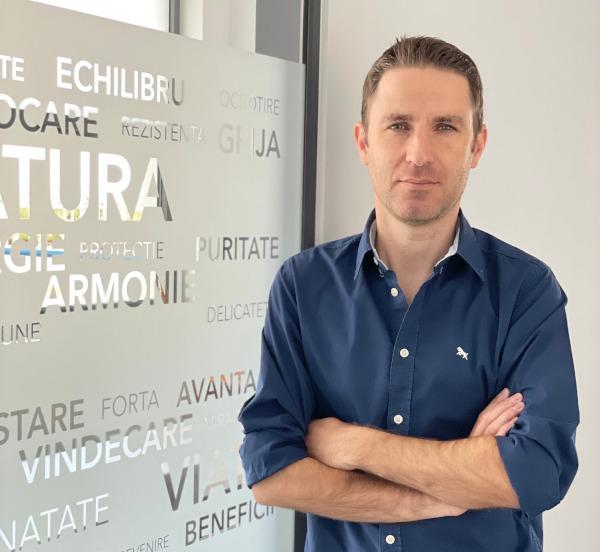 Vegis, Mihai Bucuroiu, CEO