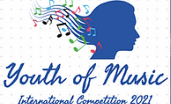 "130 de tineri muzicieni din 27 de țări s-au înscris la competiția internațională ""YOUTH OF MUSIC"" 2021"