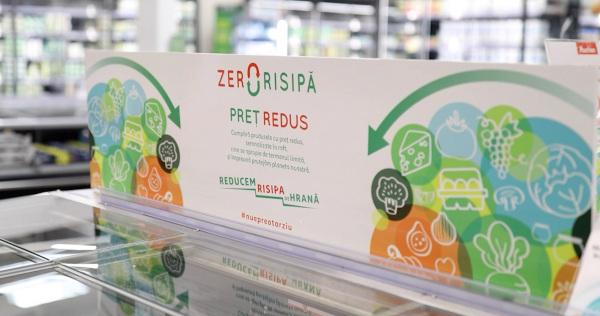 Auchan extinde programul Zero Risipă în cele 14 magazine de proximitate