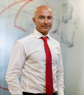 Achilleas Kanaris, CEO al Vodafone România