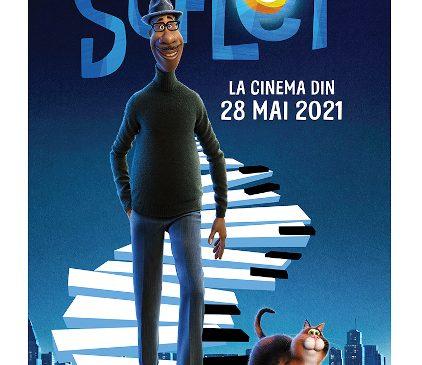 """Animația """"Suflet / Soul"""" """" este filmul nr 1 în box office-ul românesc"""