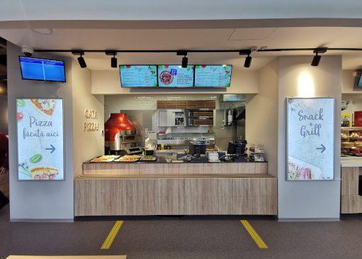 Auchan deschide restaurantul La Masă Obor