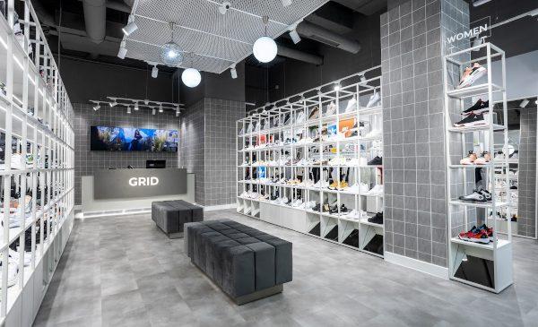 Brandul GRID a inaugurat al 12-lea magazin în Palas Iași