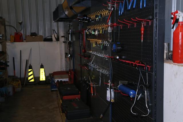 Trucuri de organizare eficientă a garajului