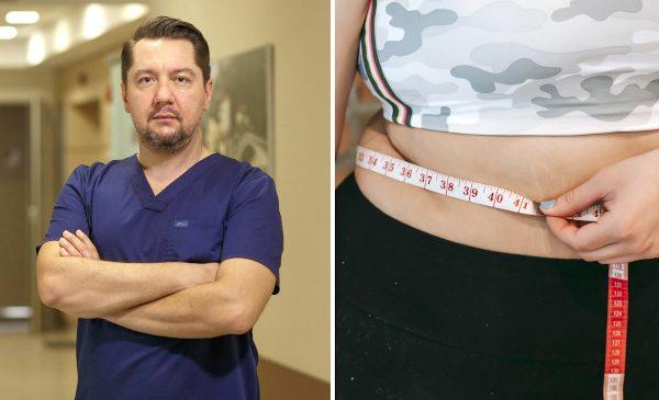 Te poți îngrășa după chirurgia obezității? Explicația medicului chirurg Mihai Ionescu